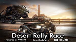DESERT RALLY RACE