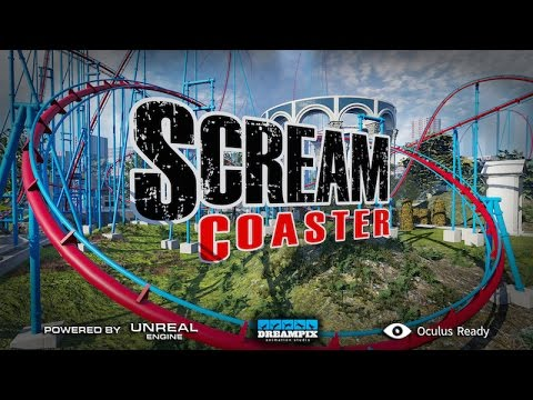 SCREAM COSTER